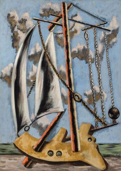 Jean Lurçat, 'Les Voiles', 1930