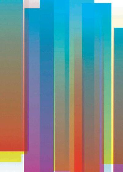 Felipe Pantone, 'Subtractive Variability P 2', 2020
