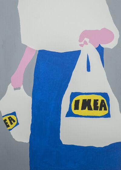 Ricardo Passaporte, 'IKEA customer', 2017