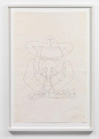 Tunga, 'Sem título (From La Voie Humide)', 2014