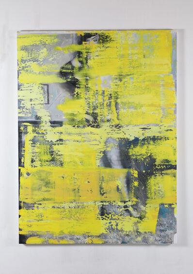Tursic & Mille, 'Yellow Bettie', 2018