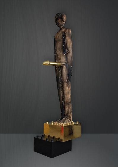 Ivan Lardschneider, 'Habs aus Gold', 2018