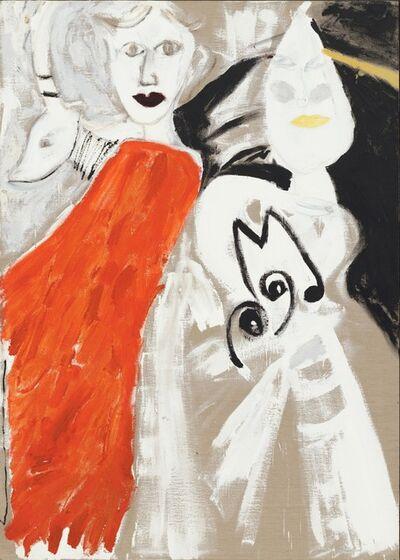 """Don Van Vliet, '""""Ibex""""', 1986"""