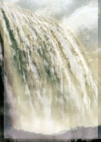 Claudia Angelmaier, 'Falls (Niagara I)', 2016