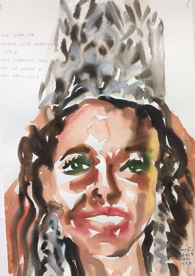 Tawan Wattuya, 'Miss Gibraltar', 2019