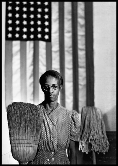 Gordon Parks, 'American Gothic, Washington, D.C.', 1942