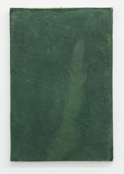 Ria Bosman, 'GRASGROEN', 2020