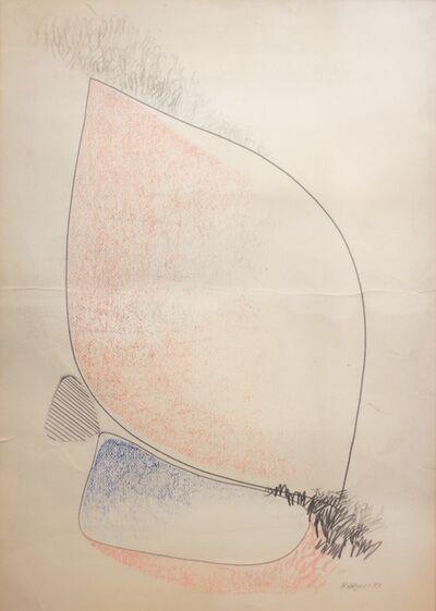 Marcello Mariani, 'Cellule antropomorfe', ca. 1971