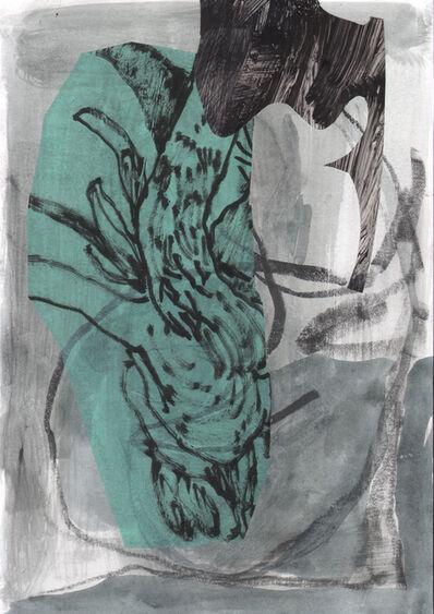 Anna Marzuttini, 'Radici', Mixed Media