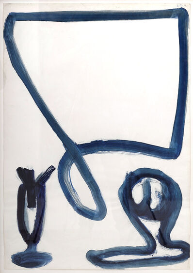 Martin Disler, 'Untitled', 1978