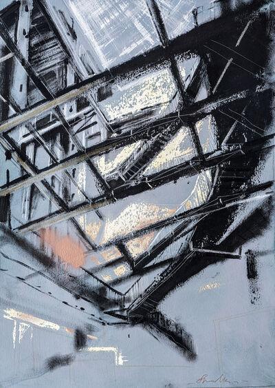 Helen Shulkin, 'Elbe Tunel', 2018