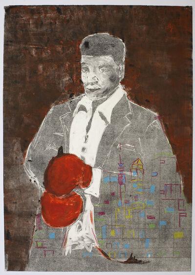 Senzo Shabangu, 'Man-Up II', 2014