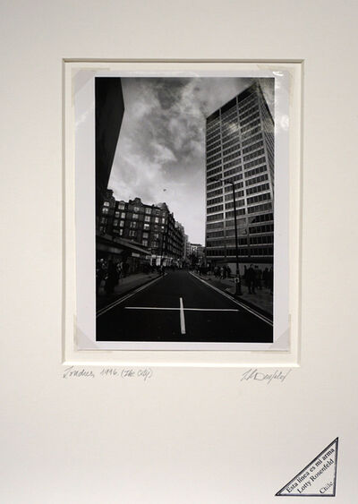 Lotty Rosenfeld, 'Londres (the city)', 1996