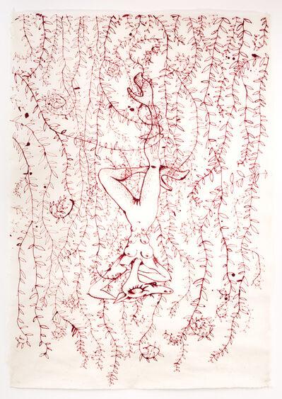 Itziar Bilbao Urrutia, 'The Hanged Woman (Red)', 2020
