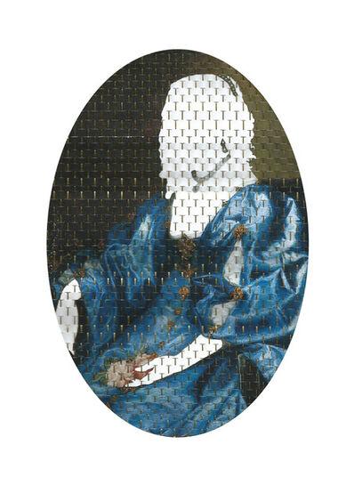 Imrana Tanveer, 'I see a premonition (53)', 2016