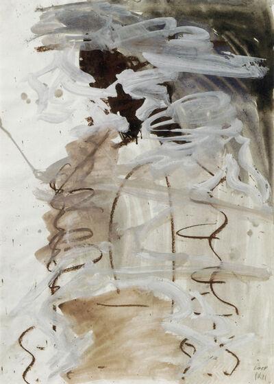 Per Kirkeby, 'Laesoe', 1981