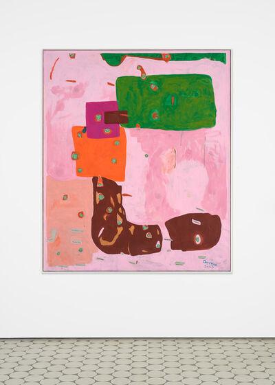 David Renggli, 'SUV Painting (Cayenne 2023)', 2020