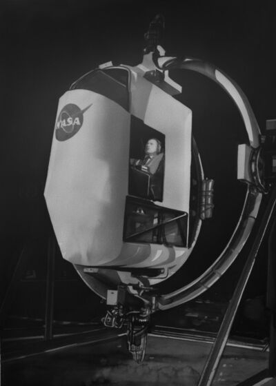 Radenko Milak, 'The Lunar Rendezvous Simulator at Langley Research Center', 2019