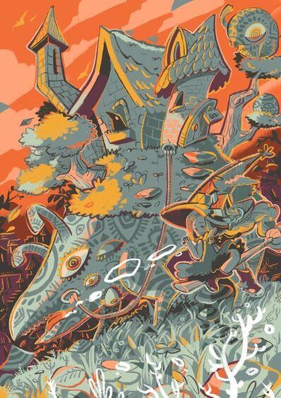 Bao Ho, 'Moving home', 2020