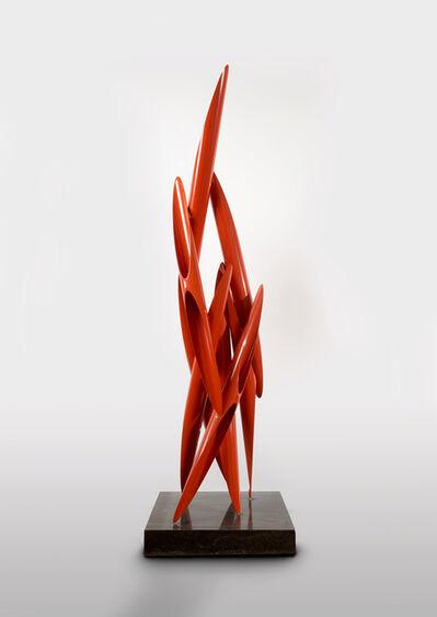 Alexander Liberman, 'Aim', 1987
