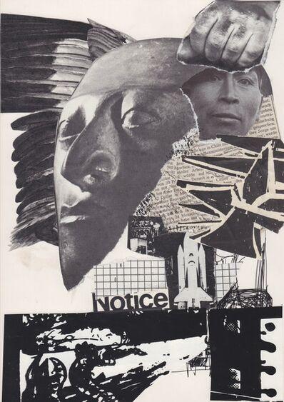 Guillermo Deisler, 'Chile Notice', 1982