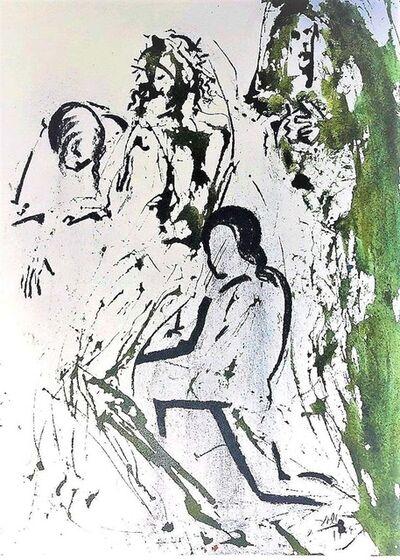 Salvador Dalí, 'Et Tulit Corpus Iesu', 1964