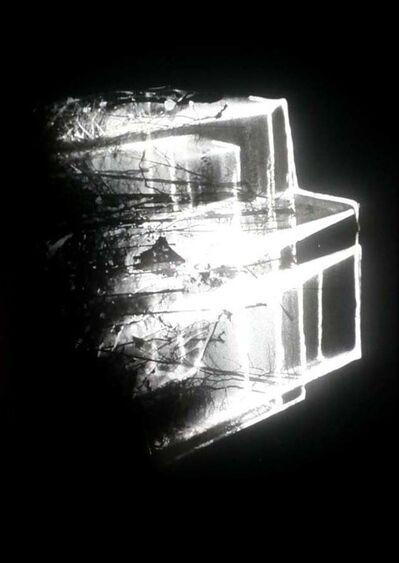 Magdalena Jetelova, 'Lichtzeichnung', 1989
