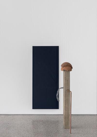 Katinka Bock, 'Dead cactus sculpture', 2018
