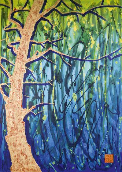 Uli Weigelt, 'Golden Tree', 2005