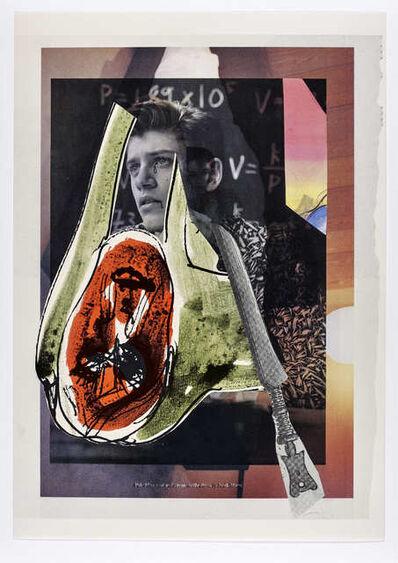 Daniel Richter, 'Untitled', 2019