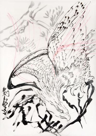Horiyoshi III, 'Goshawk', ca. 2010