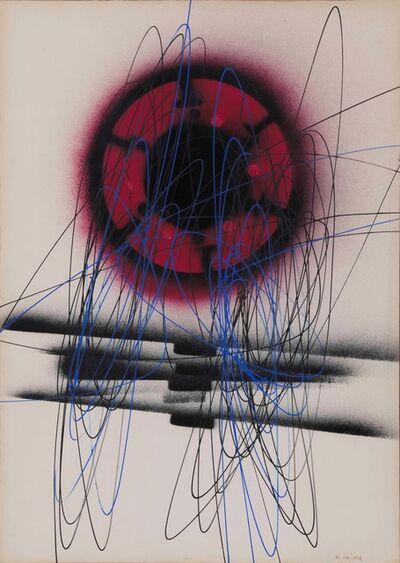 "Roberto Crippa, '""Spirale""', ca 1965"