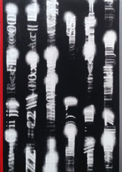 Robert Boynes, 'Long Take - Slow Dissolve (Panel 1)', 2009