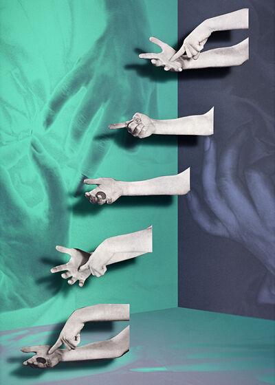 Matt Lipps, 'Photography Is Magic Commission: Hands, 2015', 2015