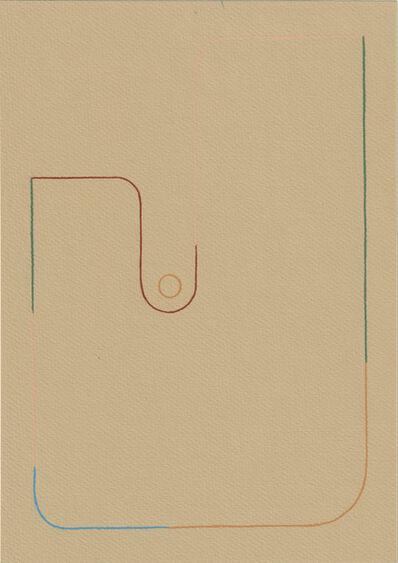 Chloe Fields, 'Tulip No. 4', 2019