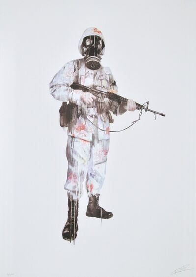 Antony Micallef, 'Peace Keeper', 2007