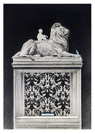 Joseph Grazi, 'Panthera Defendo', 2016