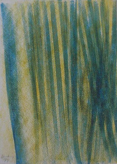 Hans Hartung, 'P3-1977-H18', 1977