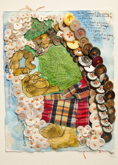 Aminah Brenda Lynn Robinson, 'Millennium No. 13: People Get Ready!', 2011