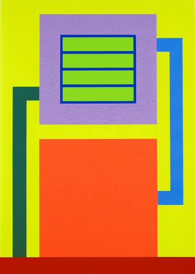Peter Halley, 'Dust', 2009