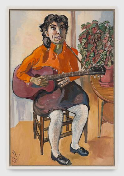 Alice Neel, 'Patia Rosenberg', 1968