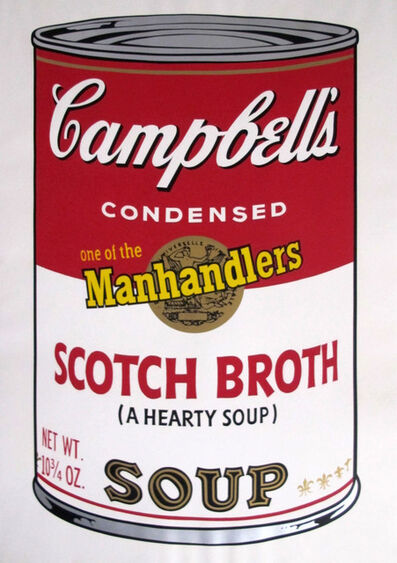 Andy Warhol, 'Campbell's Soup II: Scotch Broth Soup (FS II.55) by Andy Warhol', 1965
