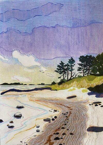 Per Adolfsen, 'The Beach', 2020