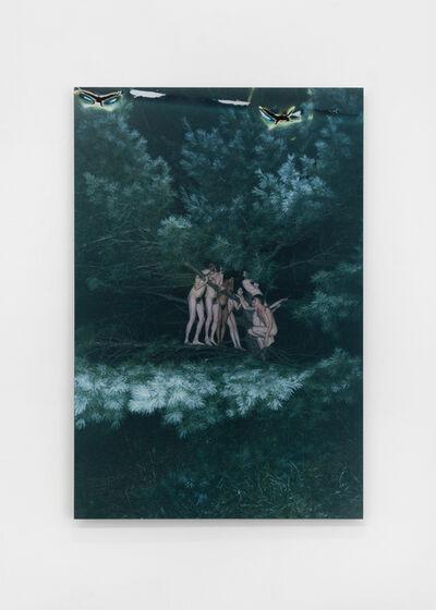 Ryan McGinley, 'Tree #2', 2003