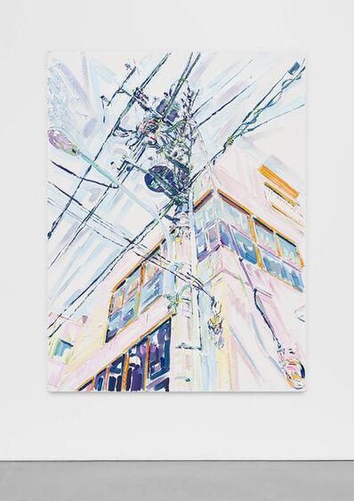 Erik Schmidt, 'Orbital electrons', 2016