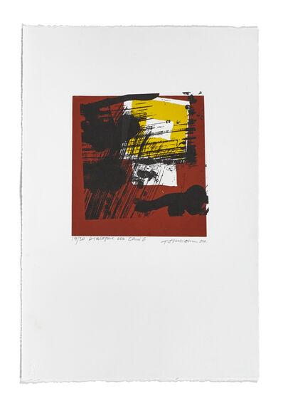 Francine Simonin, 'Dialogue au carré 6', 2007