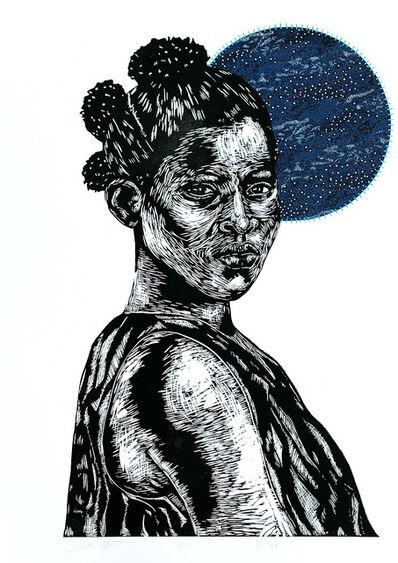Delita Martin, 'Moon Child', 2019
