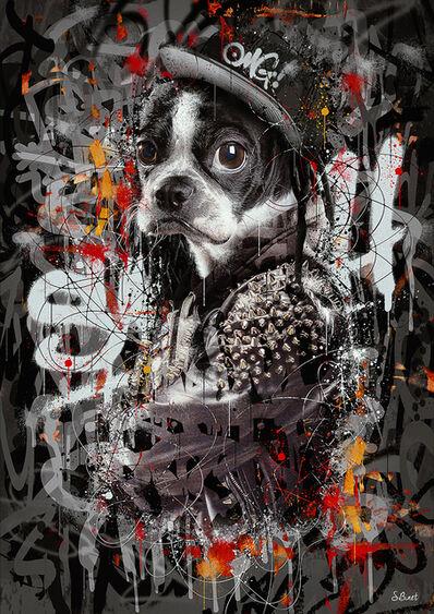 Sylvain Binet, 'Urban Dog', 2019