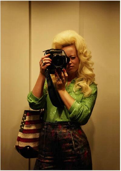 Alice Hawkins, 'Self-Portrait as Dolly Parton, Nashville 2011', 2011/19
