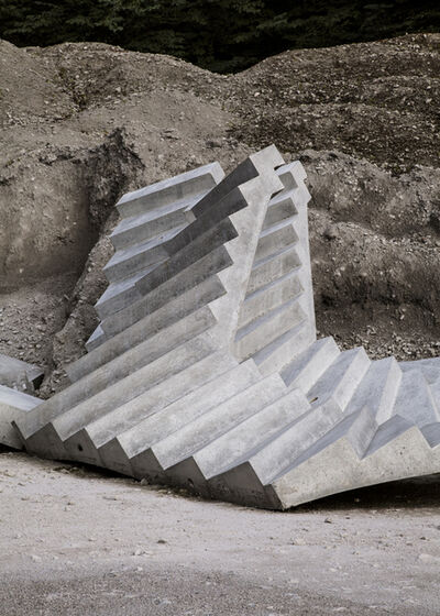 Delphine Burtin, 'Untitled, Encouble (#19)', 2013